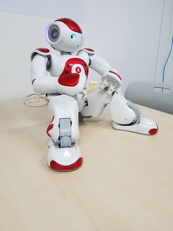 ロボットNAO