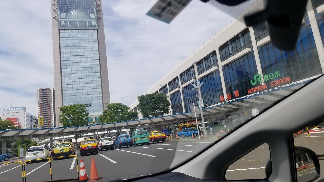 福島県郡山駅