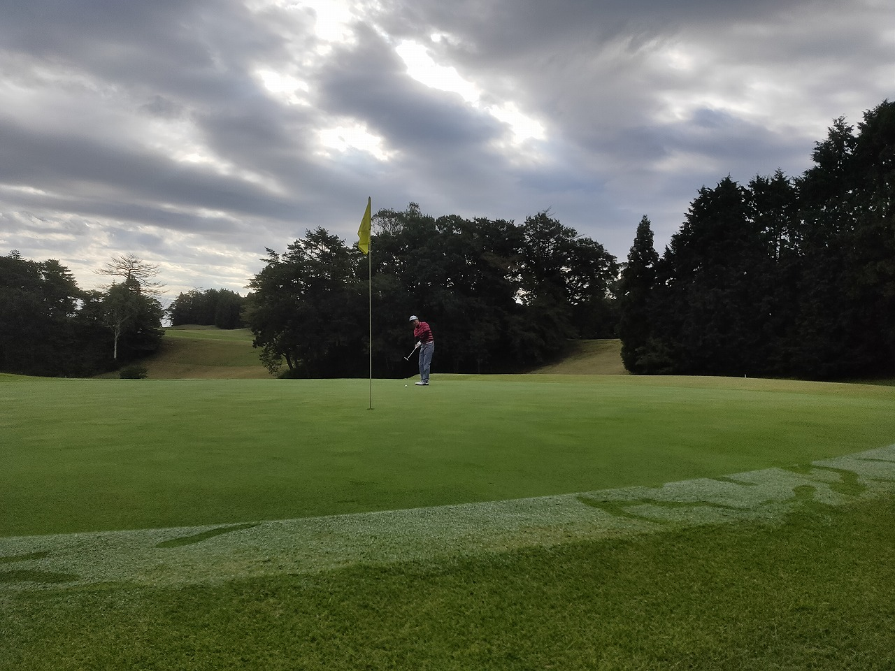 茨城県のゴルフ場