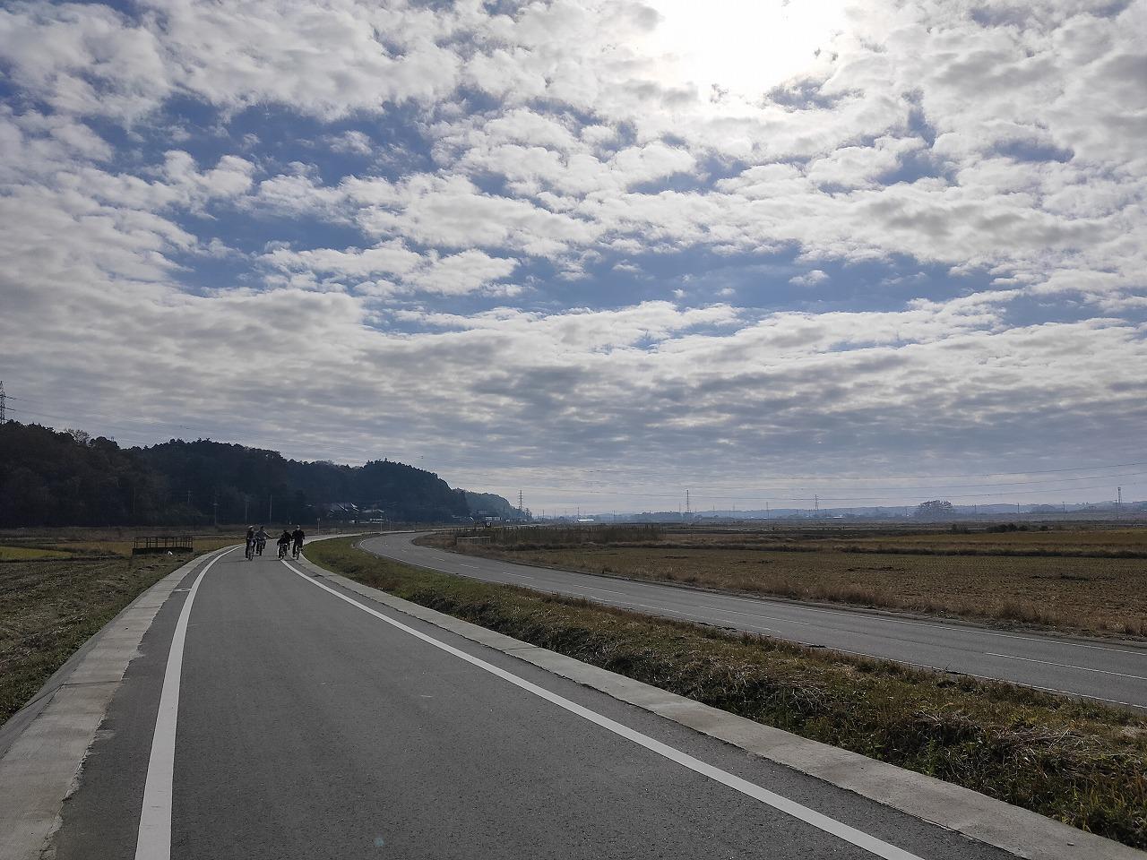 土浦市サイクリング