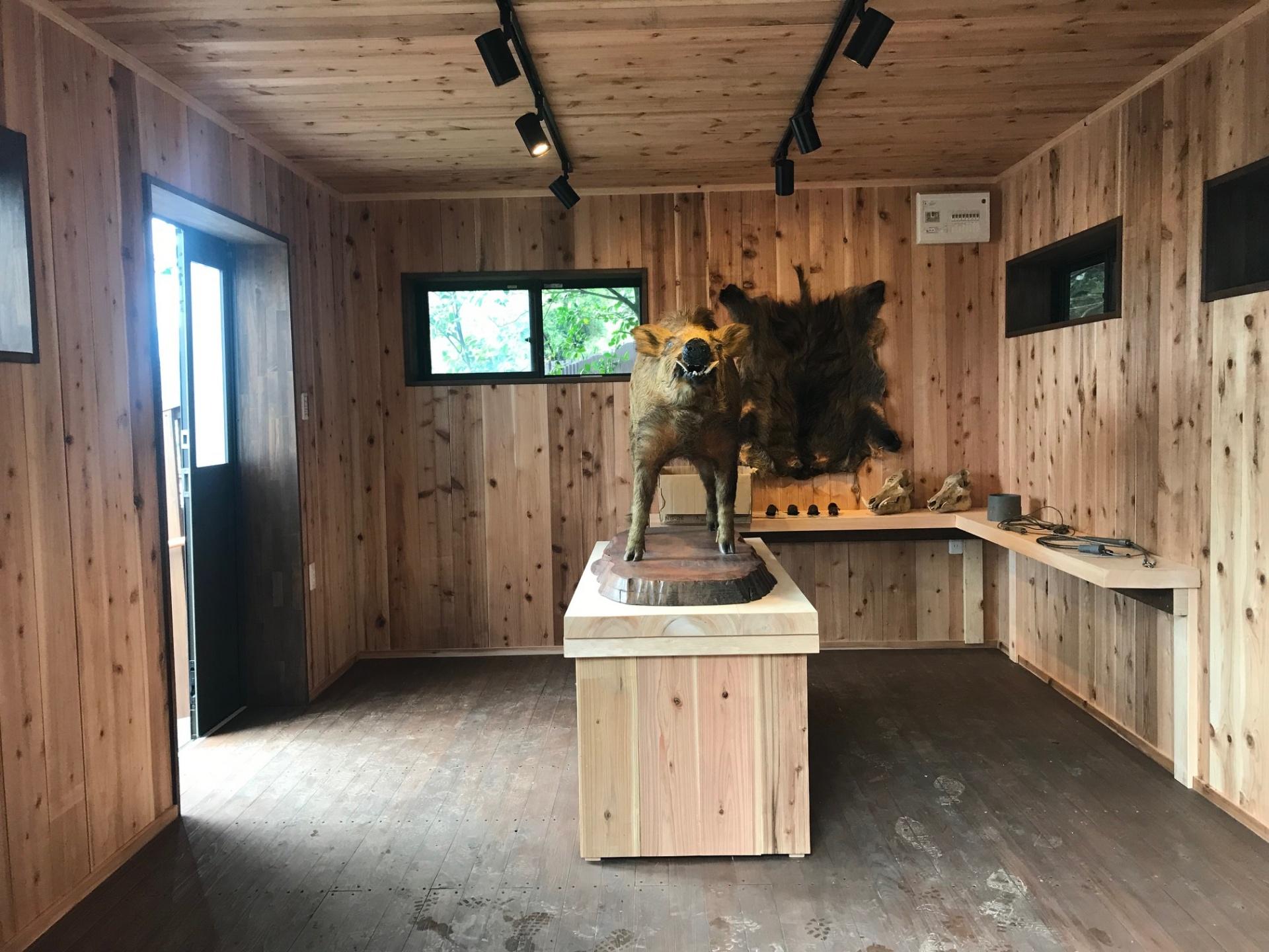 石岡市動物園看板制作