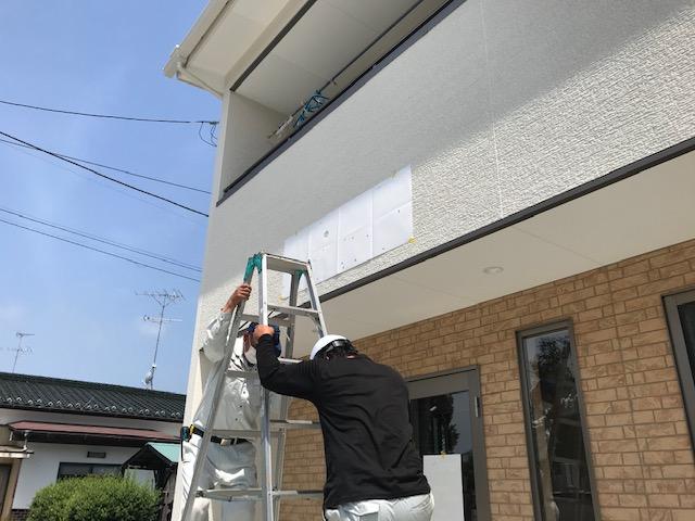 茨城県石岡市の美容室様、チャンネル看板制作を致しました。