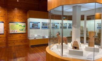 茨城県かすみがうら市 古墳展示館説明パネルを作成致しました。
